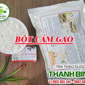 Bột cám gạo Thảo Dược Thanh Bình