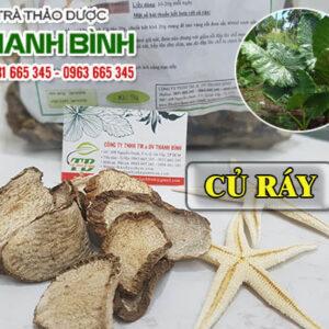 Củ ráy Thảo Dược Thanh Bình