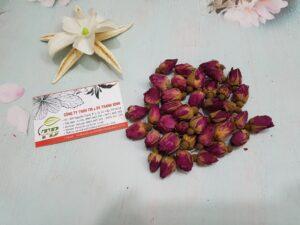 Nụ hoa hồng Thảo Dược Thanh Bình