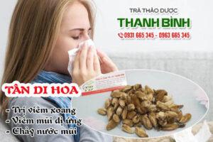 Tân di hoa Thảo Dược Thanh Bình
